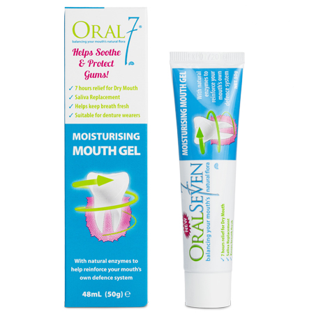 Moisturising Mouth Gel